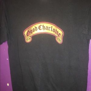 Good Charlotte Chronicles of life and death Shirt